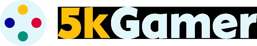5kgamer logo