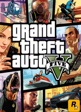 Grand Theft Auto V game specification