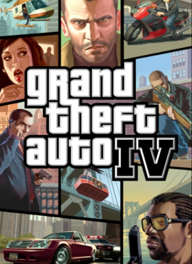 Grand Theft Auto IV game specification