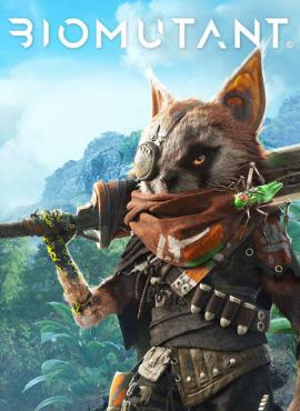 Biomutant game specification