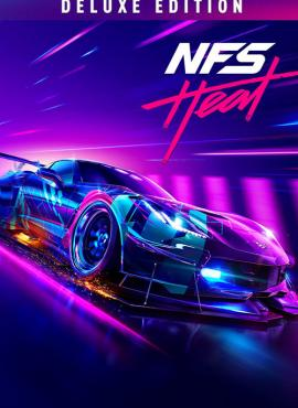 Need for Speed Heat game specification