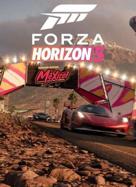 Forza Horizon 5 game specification