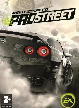 Need for Speed: ProStreet game specification