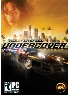 Need for Speed: Undercover game specification