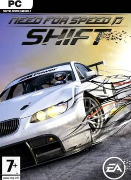 Need for Speed: Shift game specification