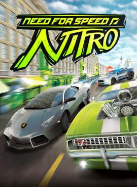 Need for Speed: Nitro game specification