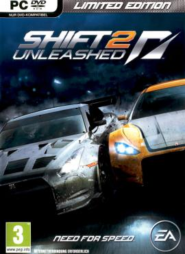 Shift 2: Unleashed game specification
