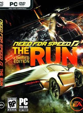 Need for Speed: The Run game specification