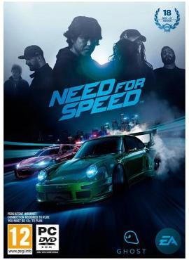 Need for Speed (2015) game specification