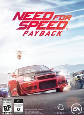 Need for Speed Payback game specification