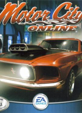Motor City Online game specification