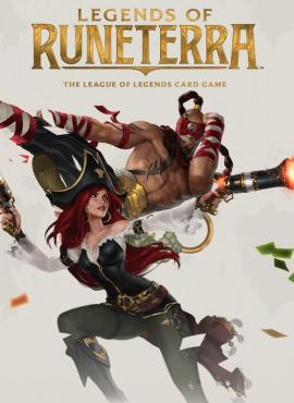 Legends of Runeterra game specification