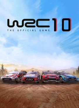 WRC 10 game specification