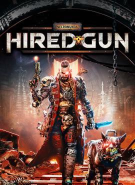 Necromunda: Hired Gun game specification
