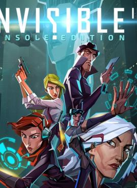 Invisible, Inc. game specification