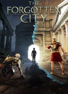 The Forgotten City game cover