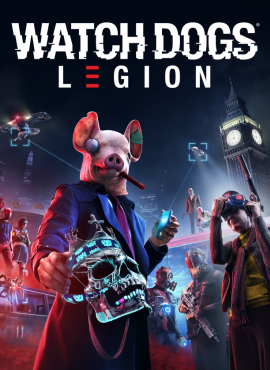 Watch Dogs: Legion game specification