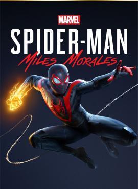 Marvel's Spider-Man: Miles Morales game specification