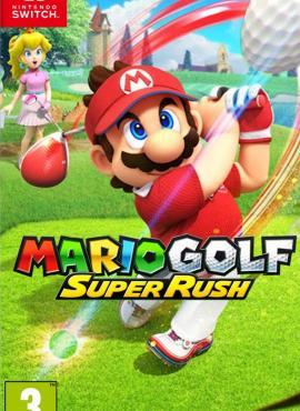 Mario Golf: Super Rush game specification