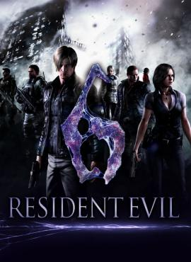 Resident Evil 6 game specification