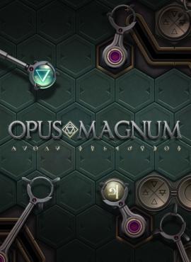 Opus Magnum game specification