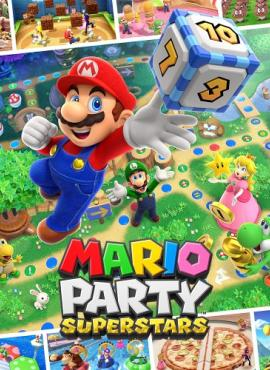 Mario Party Superstars game specification