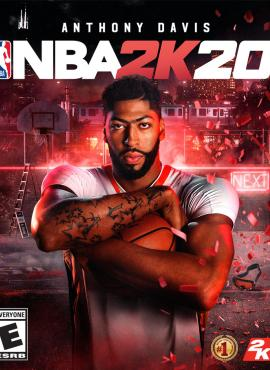 NBA 2K20 game specification