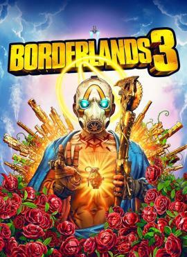 Borderlands 3 game cover