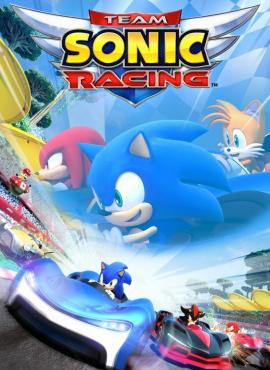 Team Sonic Racing game specification