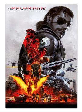 Metal Gear Solid V: The Phantom Pain game specification