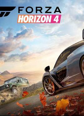 Forza Horizon 4 game specification