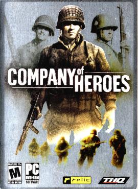 Company of Heroes game specification