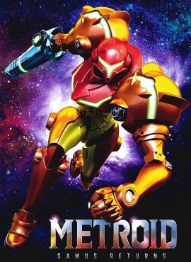 Metroid: Samus Returns game specification