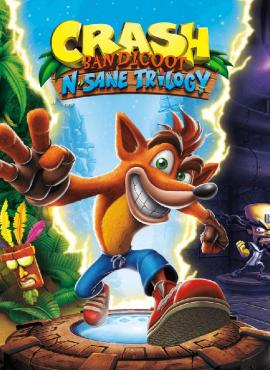 Crash Bandicoot N. Sane Trilogy game specification