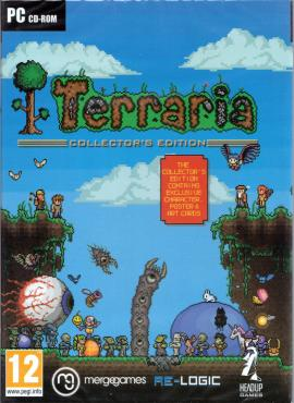 Terraria game specification