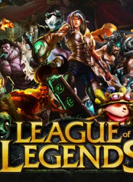 League of Legends game specification
