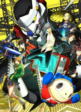 Persona 4 Golden game specification