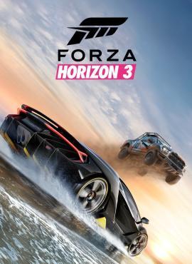 Forza Horizon 3 game specification