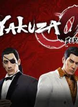 Yakuza 0 game specification