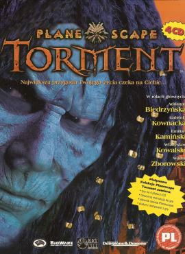 Planescape: Torment game specification