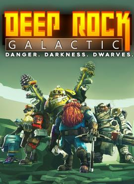 Deep Rock Galactic game specification