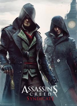 Assassin's Creed Syndicate game specification