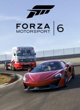 Forza Motorsport 6 game specification