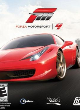 Forza Motorsport 4 game specification