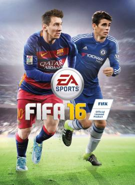 FIFA 16 game specification