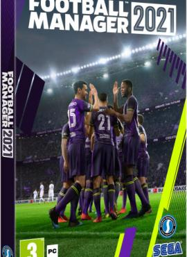 Football Manager 2021 game specification