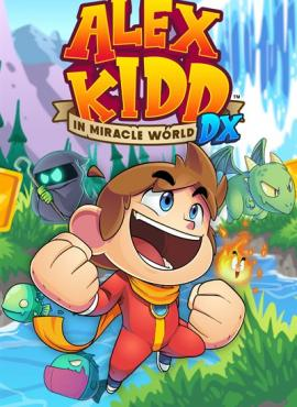 Alex Kidd in Miracle World DX game specification